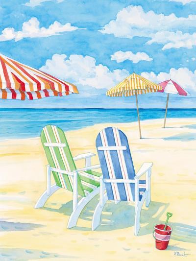Oceanside I-Paul Brent-Art Print