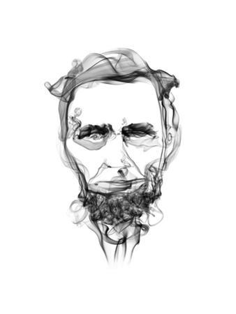 Abraham Lincoln by Octavian Mielu