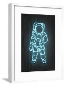 Astronaut by Octavian Mielu