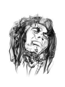 Bob Marley by Octavian Mielu