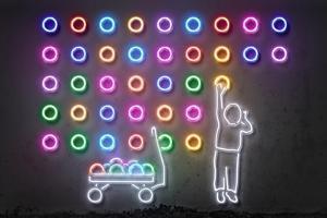 Dots by Octavian Mielu
