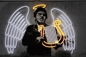 Fallen Angel by Octavian Mielu