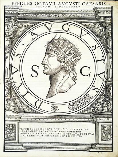 Octavianus Caesar-Hans Rudolf Manuel Deutsch-Giclee Print