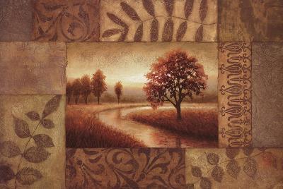 October Away I-Fred Mathews-Art Print