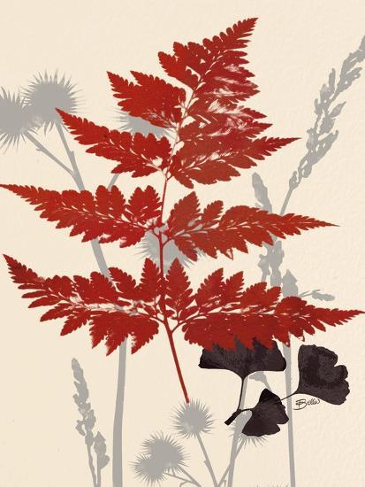 October Fern 1-Bella Dos Santos-Art Print