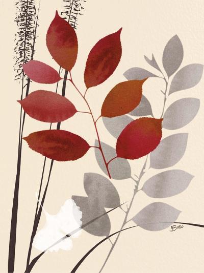 October Leaf 1-Bella Dos Santos-Art Print