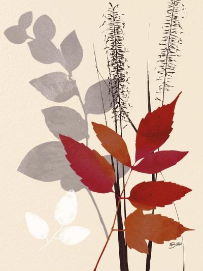 October Leaf 2-Bella Dos Santos-Art Print