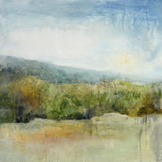 October Mountain-J Austin Jennings-Art Print