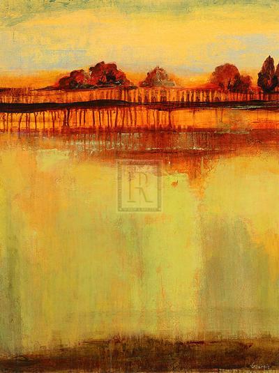 October Sky I-Georgie-Art Print