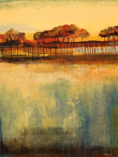 October Sky II-Georgie-Art Print