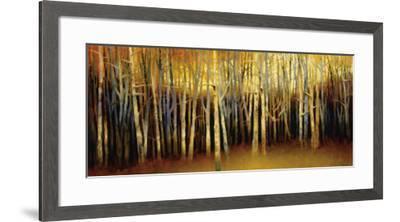 October Treescape-Robert Striffolino-Framed Art Print