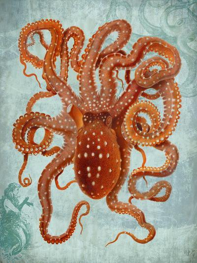 Octopus 2-Fab Funky-Art Print