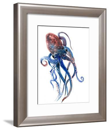 Octopus 3-Suren Nersisyan-Framed Art Print