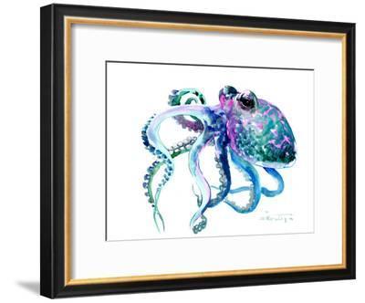 Octopus 4-Suren Nersisyan-Framed Art Print