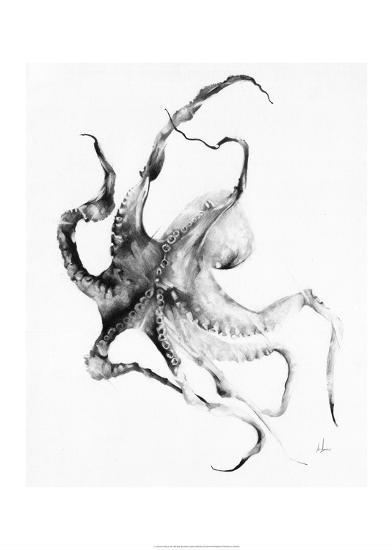 Octopus-Alexis Marcou-Art Print