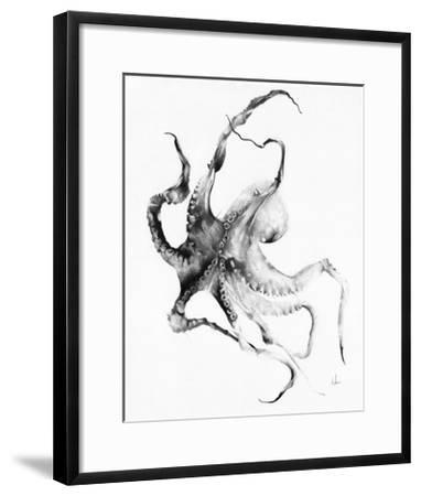 Octopus-Alexis Marcou-Framed Art Print