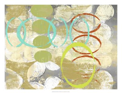 Oculus Orbs II-Jennifer Goldberger-Art Print