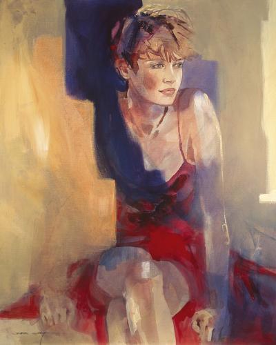 Odalisque I-Christine Comyn-Giclee Print