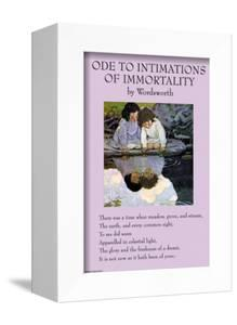Ode To Intimations of Immortality