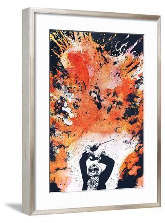 Ode to Joy-Alex Cherry-Framed Art Print