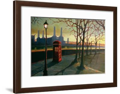 Ode to Sir Giles, 1998-Lee Campbell-Framed Giclee Print