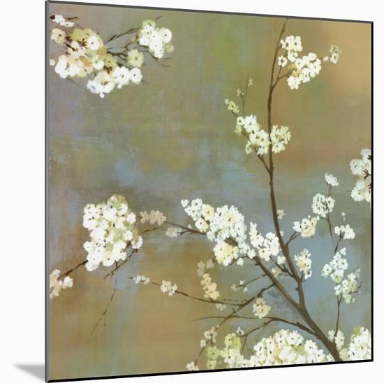 Ode to Spring I-Asia Jensen-Mounted Print