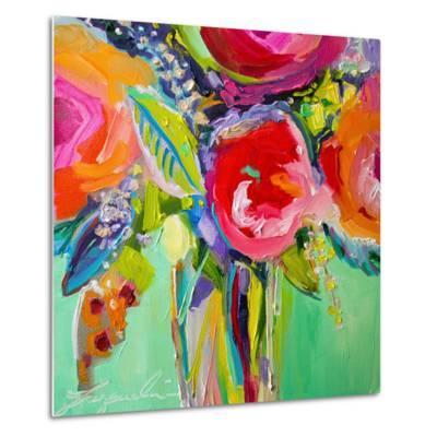 Ode to Summer 1-Jacqueline Brewer-Metal Print