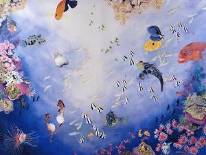 Underwater World IV by Odile Kidd