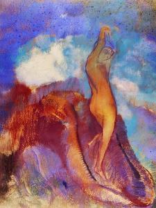 Birth of Venus, 1912 by Odilon Redon