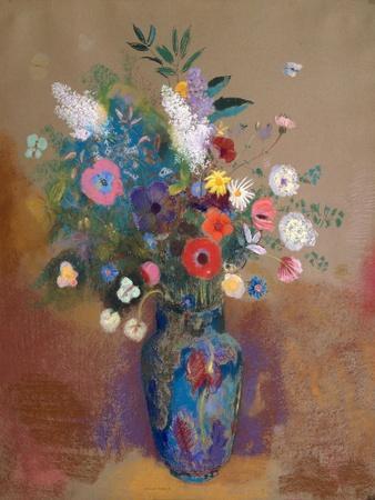 Bouquet of Flowers, c.1905