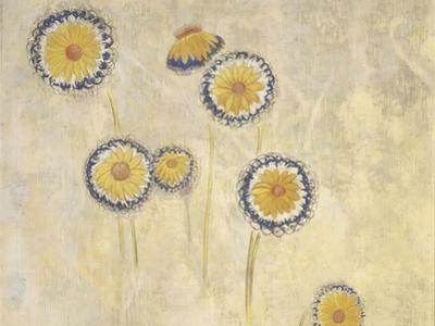 Décoration Domecy : marguerites by Odilon Redon