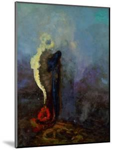 Dream, 1904 by Odilon Redon