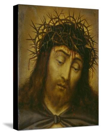 Head of Christ with Crowned with Thorns, Ca, 1625