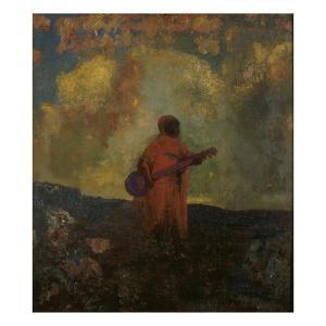 L'arabe by Odilon Redon