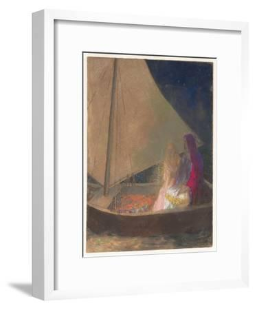 La Barque, 1902