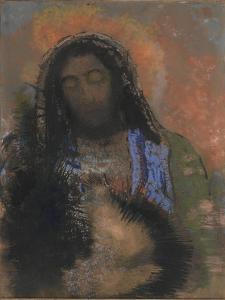 Le Sacré -Coeur by Odilon Redon