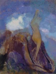 Naissance de Vénus by Odilon Redon
