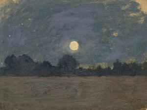 Nocturne by Odilon Redon