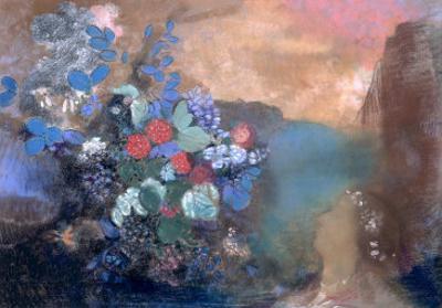 Ophelia Among the Flowers, circa 1905-8