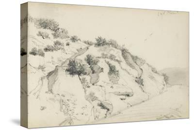 Page from a Sketchbook, 'The Basque Country', 1862-63