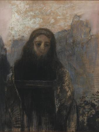 Parsifal by Odilon Redon