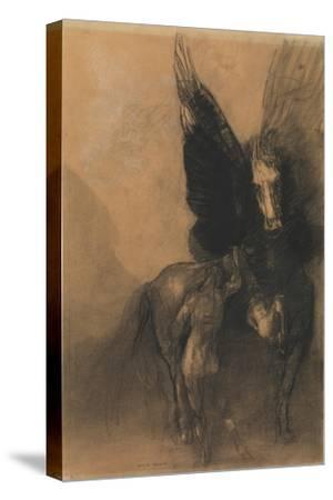 Pegasus and Bellerophon, c.1888