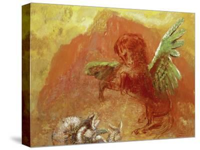 Pegasus Triumphant, 1905