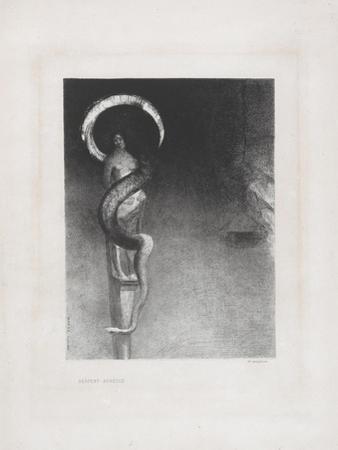 Serpent-Aureole, 1890