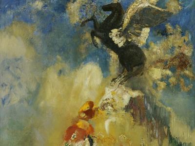 The Black Pegasus
