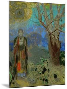 The Buddha, 1906-1907 by Odilon Redon