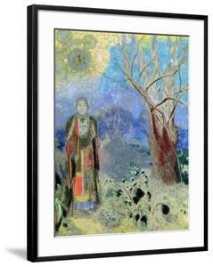 The Buddha, circa 1905 by Odilon Redon