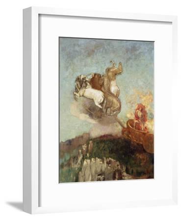 The Chariot of Apollo, 1907-08