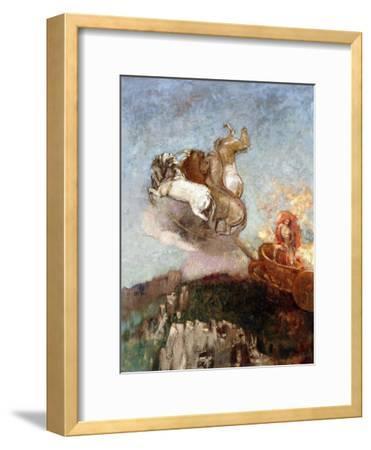 The Chariot of Apollo, 1907-1908