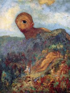The Cyclops by Odilon Redon